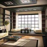 Фото Интерьер и дизайн японской гостиной - 02062017 - пример - 004 Japane living room