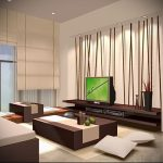 Фото Интерьер и дизайн японской гостиной - 02062017 - пример - 005 Japane living room