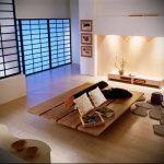 Фото Интерьер и дизайн японской гостиной - 02062017 - пример - 008 Japane living room