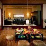 Фото Интерьер и дизайн японской гостиной - 02062017 - пример - 011 Japane living room