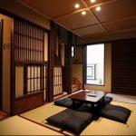 Фото Интерьер и дизайн японской гостиной - 02062017 - пример - 017 Japane living room