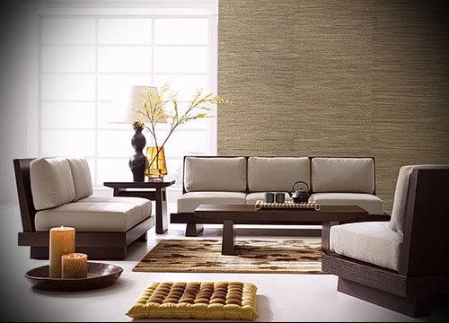 Фото Интерьер и дизайн японской гостиной - 02062017 - пример - 019 Japane living room