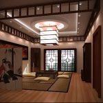 Фото Интерьер и дизайн японской гостиной - 02062017 - пример - 022 Japane living room