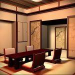 Фото Интерьер и дизайн японской гостиной - 02062017 - пример - 024 Japane living room