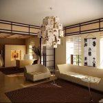 Фото Интерьер и дизайн японской гостиной - 02062017 - пример - 028 Japane living room