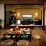 Фото Интерьер и дизайн японской гостиной - 02062017 - пример - 030 Japane living room