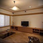 Фото Интерьер и дизайн японской гостиной - 02062017 - пример - 032 Japane living room