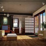 Фото Интерьер и дизайн японской гостиной - 02062017 - пример - 033 Japane living room