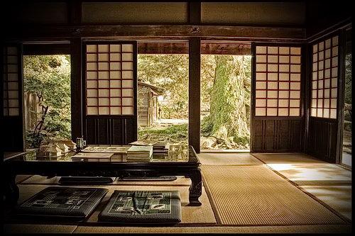 Фото Интерьер и дизайн японской гостиной - 02062017 - пример - 036 Japane living room