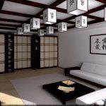 Фото Интерьер и дизайн японской гостиной - 02062017 - пример - 037 Japane living room
