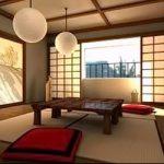 Фото Интерьер и дизайн японской гостиной - 02062017 - пример - 046 Japane living room
