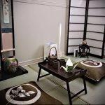 Фото Интерьер и дизайн японской гостиной - 02062017 - пример - 060 Japane living room