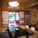 Фото Интерьер и дизайн японской гостиной - 02062017 - пример - 066 Japane living room