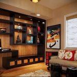 Фото Интерьер и дизайн японской гостиной - 02062017 - пример - 068 Japane living room