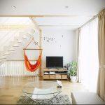 Фото Интерьер и дизайн японской гостиной - 02062017 - пример - 071 Japane living room
