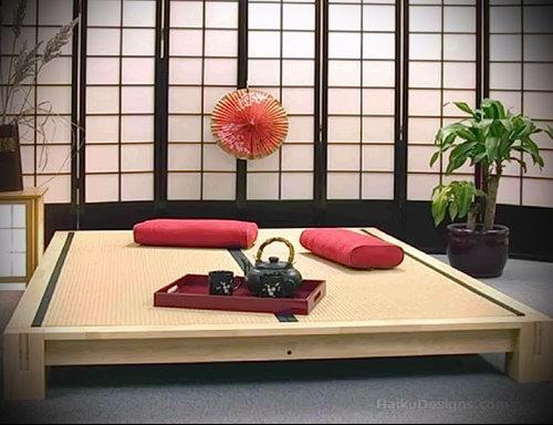 Фото Интерьер и дизайн японской гостиной - 02062017 - пример - 074 Japane living room