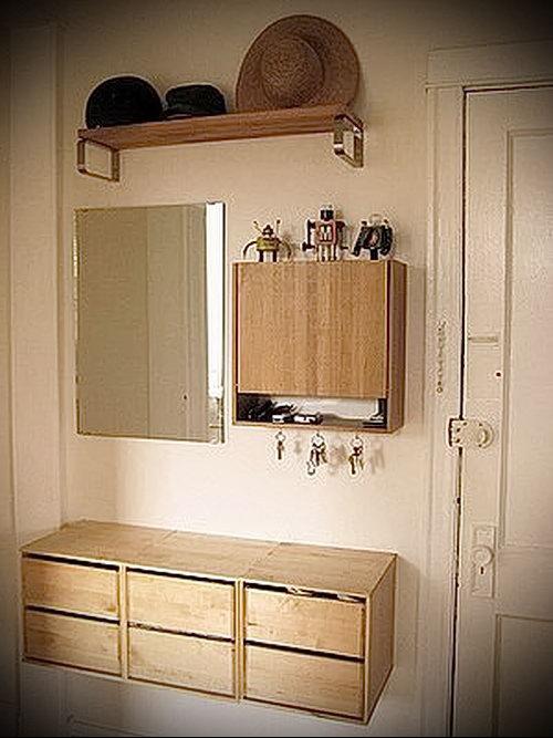 Фото Интерьер маленькой прихожей - 19062017 - пример - 016 Interior of a small hallway.xlarger
