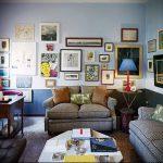 Фото Искусство живописи в интерьере - 12062017 - пример - 003 painting in the interior
