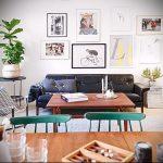 Фото Искусство живописи в интерьере - 12062017 - пример - 008 painting in the interior