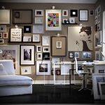 Фото Искусство живописи в интерьере - 12062017 - пример - 016 painting in the interior