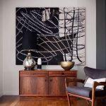 Фото Искусство живописи в интерьере - 12062017 - пример - 017 painting in the interior