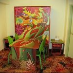 Фото Искусство живописи в интерьере - 12062017 - пример - 024 painting in the interior