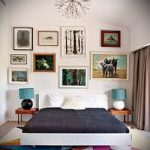 Фото Искусство живописи в интерьере - 12062017 - пример - 055 painting in the interior