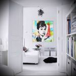 Фото Искусство живописи в интерьере - 12062017 - пример - 056 painting in the interior