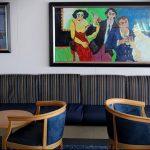 Фото Искусство живописи в интерьере - 12062017 - пример - 057 painting in the interior