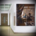 Фото Искусство живописи в интерьере - 12062017 - пример - 058 painting in the interior