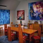 Фото Искусство живописи в интерьере - 12062017 - пример - 060 painting in the interior
