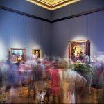 Фото Искусство живописи в интерьере - 12062017 - пример - 061 painting in the interior