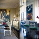 Фото Искусство живописи в интерьере - 12062017 - пример - 065 painting in the interior