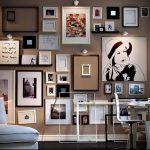 Фото Искусство живописи в интерьере - 12062017 - пример - 071 painting in the interior