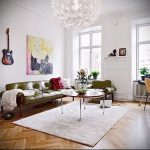 Фото Искусство живописи в интерьере - 12062017 - пример - 082 painting in the interior