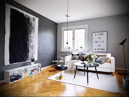 Фото Искусство живописи в интерьере - 12062017 - пример - 092 painting in the interior