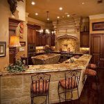 Фото Как украсить интерьер кухни - 02062017 - пример - 034 How to decorate kitchen