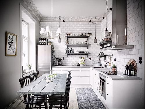Фото Как украсить интерьер кухни - 02062017 - пример - 036 How to decorate kitchen