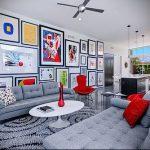 Фото Произведения искусства в интерьере - 17062017 - пример - 001 Artwork in interior