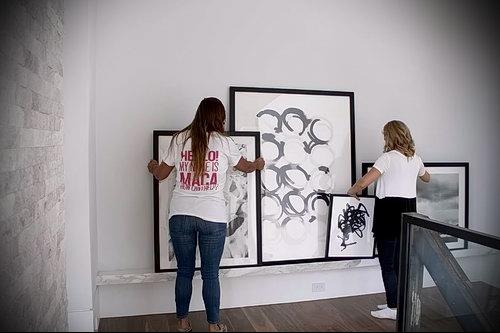Фото Произведения искусства в интерьере - 17062017 - пример - 009 Artwork in interior