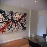 Фото Произведения искусства в интерьере - 17062017 - пример - 012 Artwork in interior