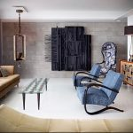 Фото Произведения искусства в интерьере - 17062017 - пример - 024 Artwork in interior 2356725234