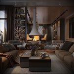 Фото Произведения искусства в интерьере - 17062017 - пример - 032 Artwork in interior