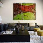 Фото Произведения искусства в интерьере - 17062017 - пример - 050 Artwork in interior
