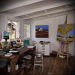 Фото Произведения искусства в интерьере - 17062017 - пример - 066 Artwork in interior