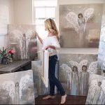 Фото Произведения искусства в интерьере - 17062017 - пример - 082 Artwork in interior