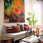 Фото Произведения искусства в интерьере - 17062017 - пример - 083 Artwork in interior