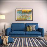 Фото Произведения искусства в интерьере - 17062017 - пример - 097 Artwork in interior