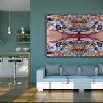 Фото Произведения искусства в интерьере - 17062017 - пример - 103 Artwork in interior