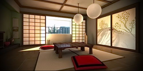 Фото Современный японский интерьер - 20062017 - пример - 032 Modern Japanese interior